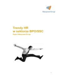 Trendy HR w sektorze BPO/SSC