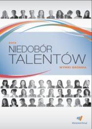 Niedobór talentów 2013