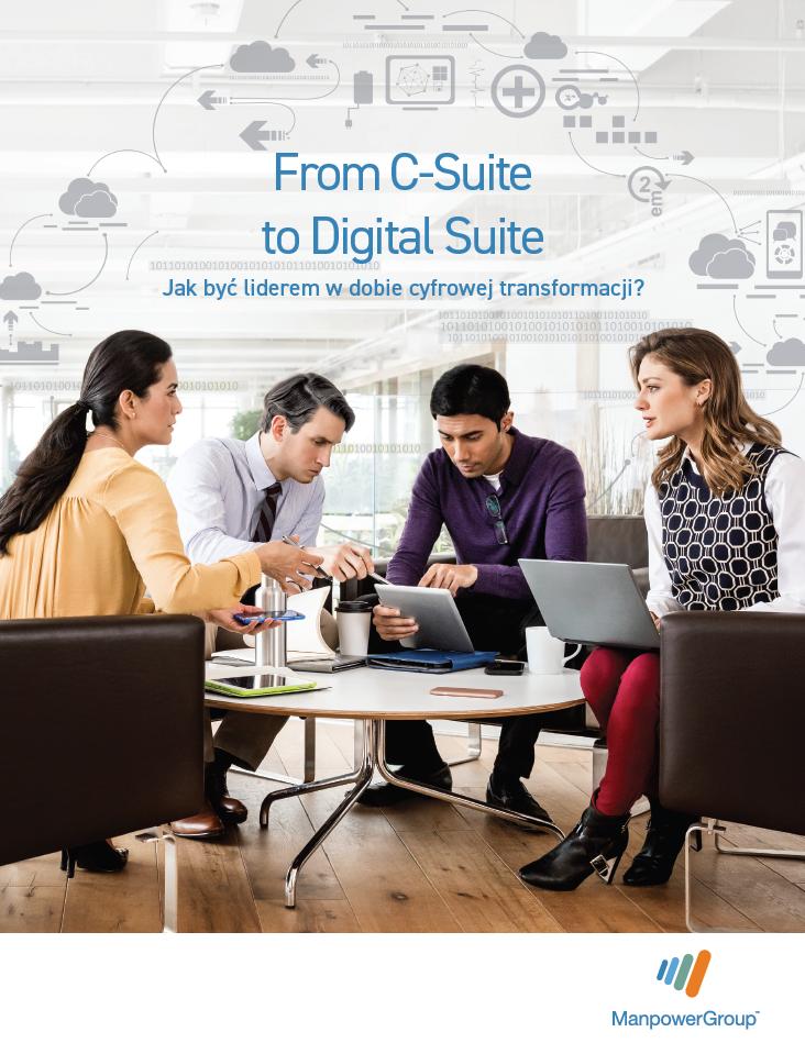 From C-Suite to Digital Suite. Jak być liderem w dobie cyfrowej transformacji?