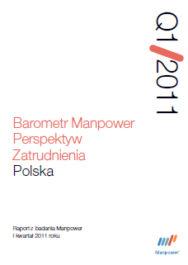 Barometr Manpower Perspektyw Zatrudnienia Q1 2011