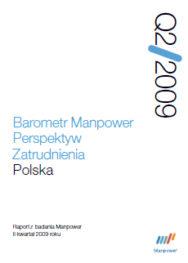Barometr Manpower Perspektyw Zatrudnienia Q2 2009