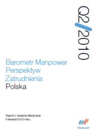 Barometr Manpower Perspektyw Zatrudnienia Q2 2010