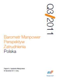 Barometr Manpower Perspektyw Zatrudnienia Q3 2011