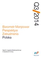 Barometr Manpower Perspektyw Zatrudnienia Q3 2014