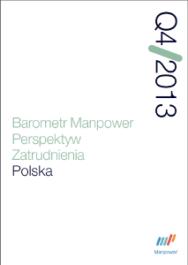 Barometr Manpower Perspektyw Zatrudnienia Q4 2013
