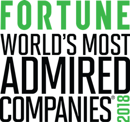 fortune world's most admired companies2