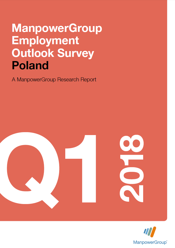 ManpowerGroup Employment Outlook Survey Q1 2018