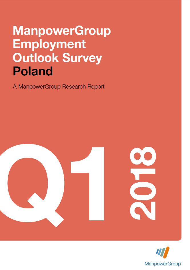 ManpowerGroup Employment Outlook Survey Q1 2018