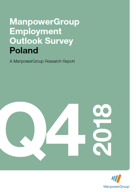 ManpowerGroup Employment Outlook Survey Q4 2018
