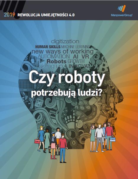 Rewolucja Umiejętności 4.0: Czy roboty potrzebują ludzi?