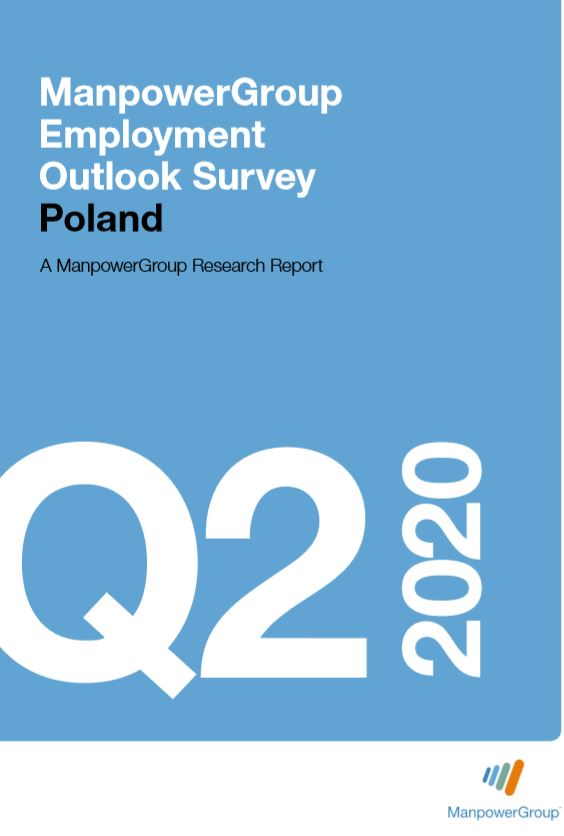 ManpowerGroup Employment Outlook Survey Q2 2020