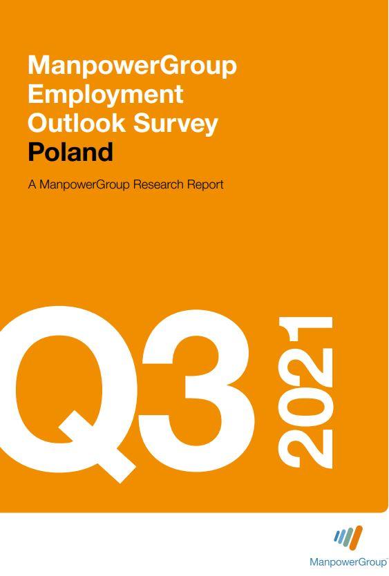 ManpowerGroup Employment Outlook Survey Q3 2021