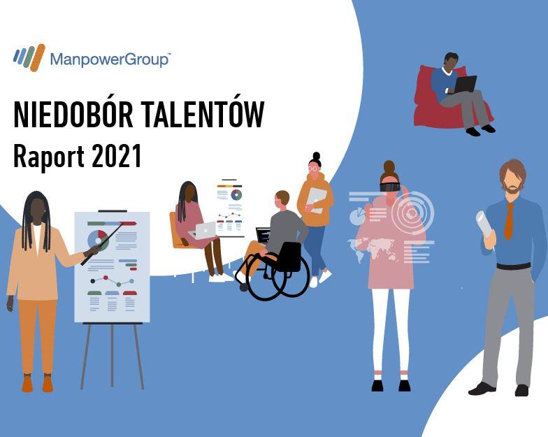 Niedobór talentów 2021